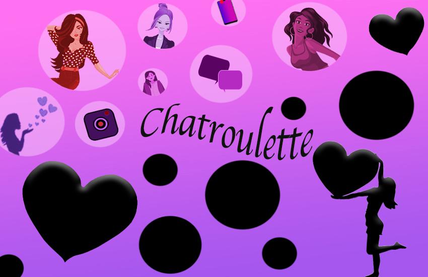 Картинка особенности общения в русском аналоге Chatroulette